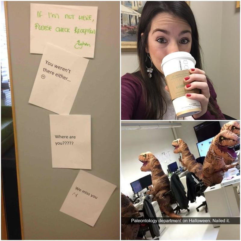 Amusing Office Pranks That Are Anything but Subtle
